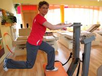 Irina Rein - Training